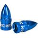 KCNC Valve Caps Presta SV blå